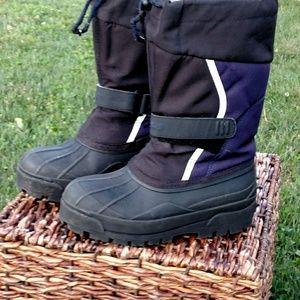 LL Bean kids winter boots